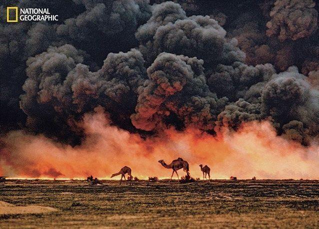 بالصور: 125 عاماً من صور ناشيونال جيوغرافيك
