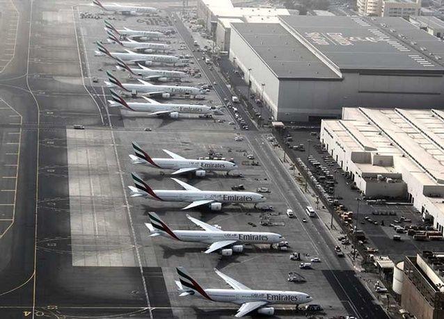 حركة المسافرين عبر مطار دبي ترتفع 16.7% في يونيو على أساس سنوي