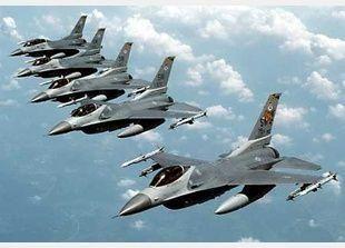 """العراق يستلم  أول دفعة من مقاتلات """"اف-16"""" في 2014"""