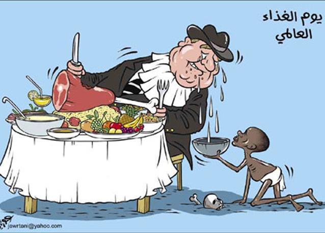 كاريكاتير الصحف 17-10-2011