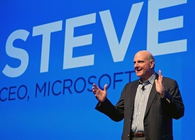 900 مليون دولار من الخسائر أجبرت ستيف بولمر على الاستقالة من مايكروسوفت