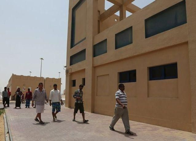 """بالصور : قطر تفتتح """"مدينة عمالية """" بـ 825 مليون دولار"""