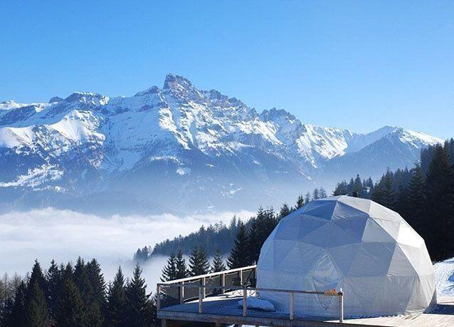 بالصور: أفضل منتجعات التزلج حول العالم