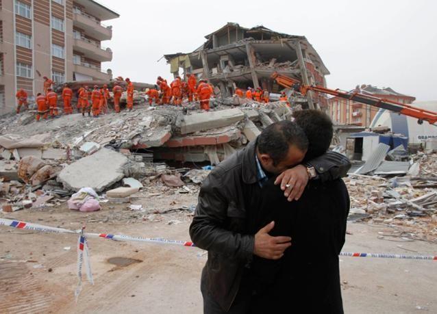 المزيد من صور زلزال تركيا