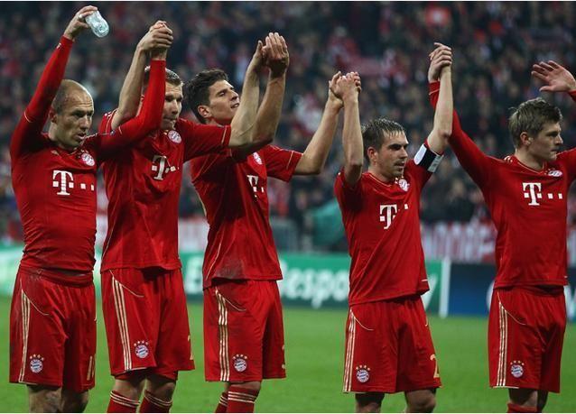 بالصور : بايرن ميونخ الألماني يفوز بجدارة على ريال مدريد الاسباني