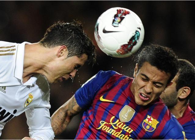 بالصور: كلاسيكو اسبانيا من نصيب ريال مدريد ورونالدو