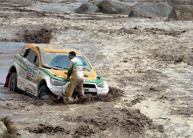 صور وأخبار من رالي دكار 2013 -2-