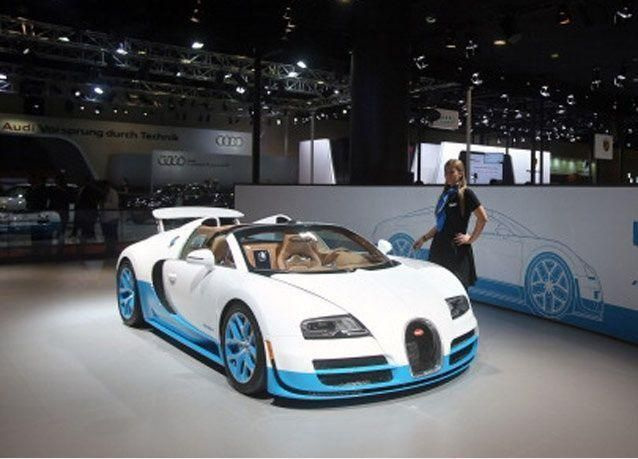 صور من معرض قطر للسيارات 2013