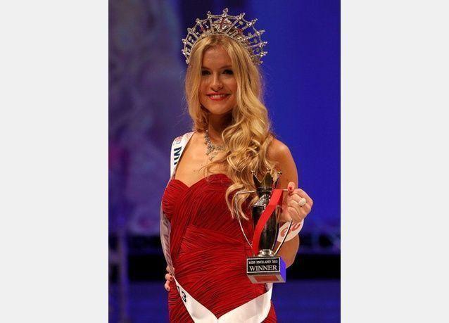 صور ملكة جمال إنجلترا 2013