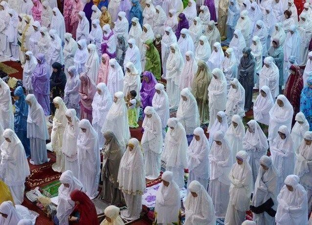 يوميات رمضانية من حول العالم بالصور