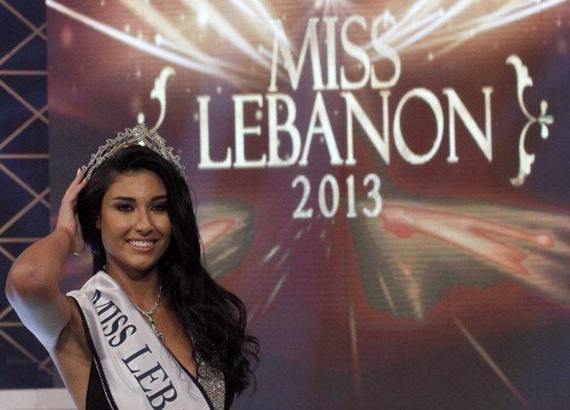 صور كارين غراوي ملكة جمال لبنان لعام 2013