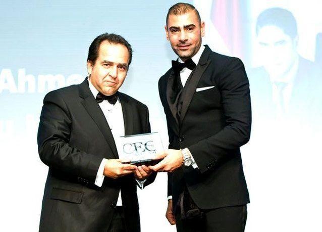 بالصور: جوائز المدراء التنفيذيين 2013