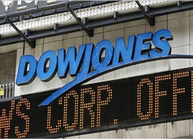 الأسهم الأمريكية تفتح مرتفعة وداو جونز يصعد لمستوى قياسي