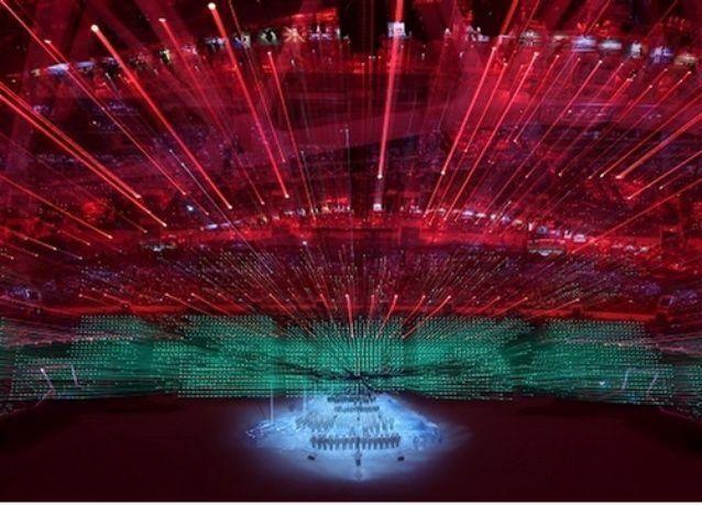 مراسم افتتاح أولمبياد سوتشي الشتوي .. بالصور