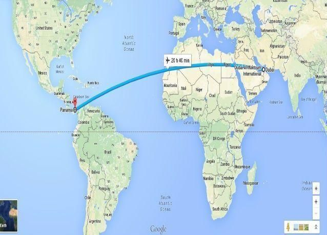 طيران الإمارات تدشن أطول رحلة عابرة للقارات دون توقف