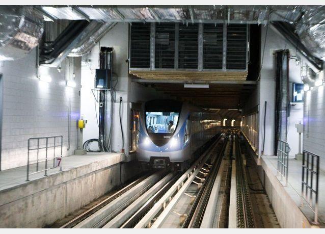 السعودية تبدأ تنفيذ مشروع مترو الرياض مطلع 2014