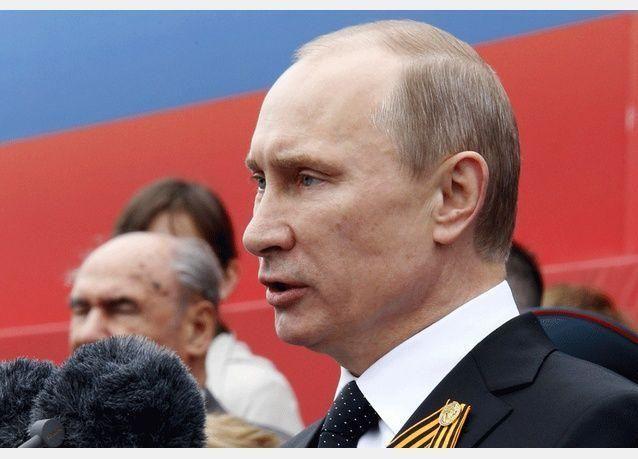 بوتين يقول ان ضربة امريكية الي سوريا قد توسع نطاق الصراع