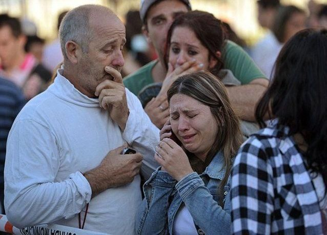 بالصور: أكثر من 200 قتيل ضحايا حريق ملهى ليلي في البرازيل