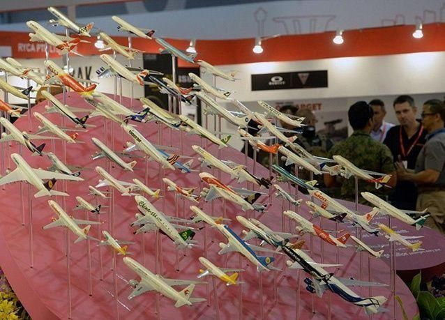 بالصور : معرض سنغافورة الدولي للطيران 2016