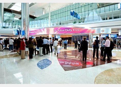 3.46 ملايين مسافر عبر مطارات دبي في أغسطس