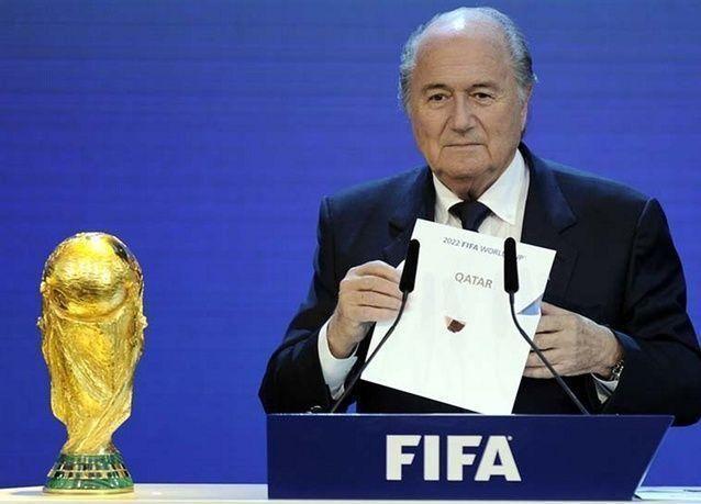 رئيس الفيفا: دول اوروبية أجبرتنا على منح كأس العالم لقطر
