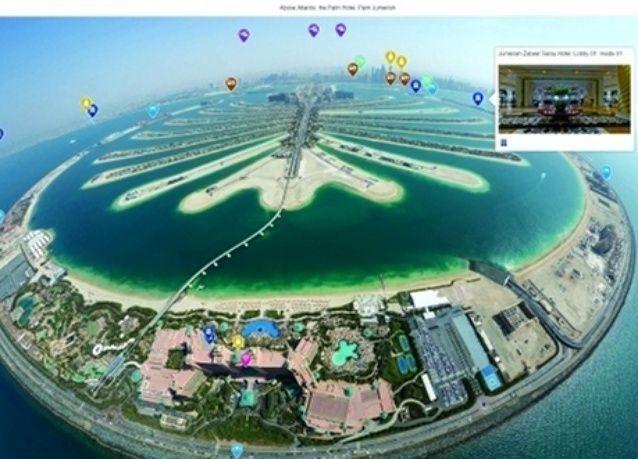 """""""دبي 360"""" .. ترويج منجزات الإمارة بصورة مبتكرة"""