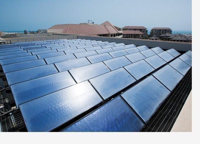الإمارات الثالثة عالمياً في إنتاج الطاقة الشمسية المركزة