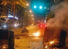 تجدد الاشتباكات في طرابلس باالرغم من تدخل الجيش اللبناني