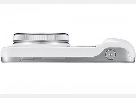 """الصور الرسمية لأول هاتف كاميرا في العالم """"جالاكسي إس 4 زووم"""""""