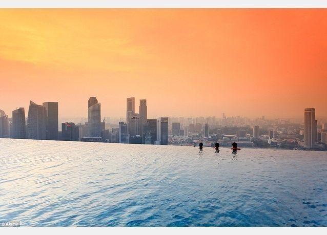 بالصور: هل تجرؤ على السباحة في أغرب برك السباحة في العالم