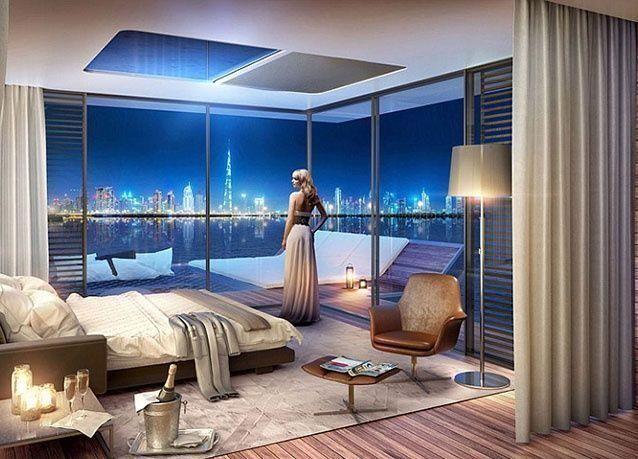 بالصور: دبي تكشف عن خطط لجزيرة من صنع الإنسان مستوحاة من المعيشة الأوروبية