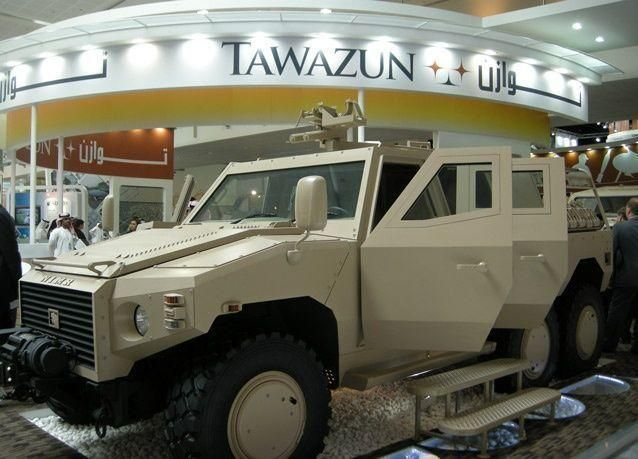 """""""نمر للسيارات"""" تعرض أحدث منتجاتها من الآليات الدفاعية في إنترسيك 2015"""