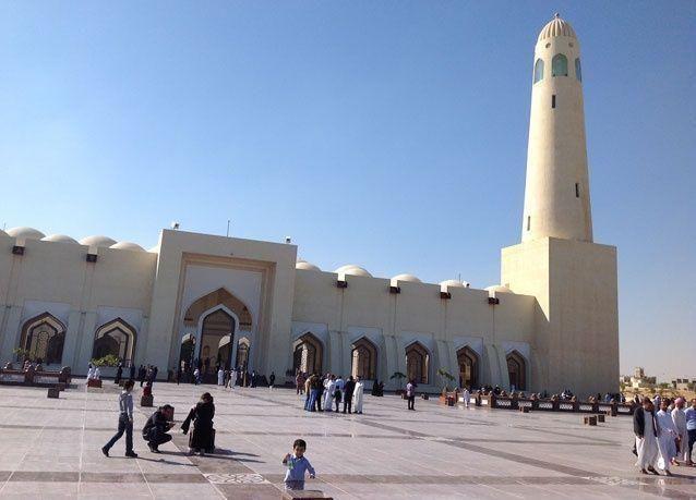 مسجد في قطر يستوعب أكثر من 20 ألف مصل