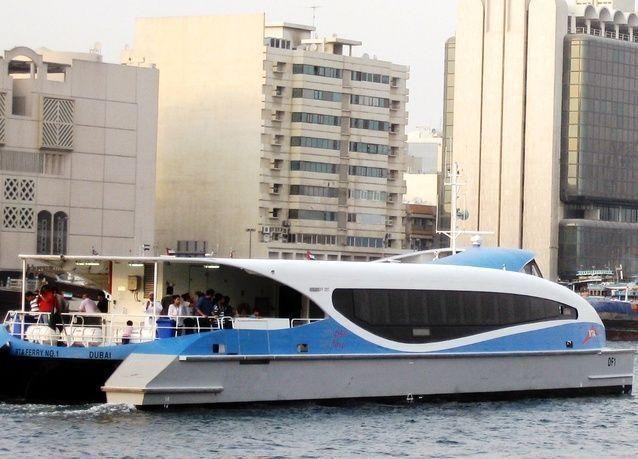 13 مليون و223 ألف راكب استخدموا وسائل النقل البحري في دبي