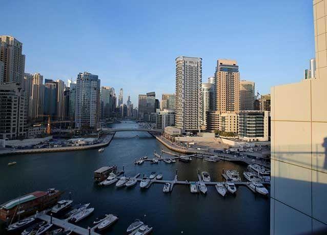 """صور مذهلة تبين كيف أصبحت دبي """"مانهاتن الشرق الأوسط"""""""