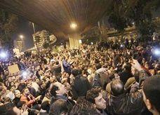 إصابة عنصري أمن أردنيين وإحراق محكمة ومحطة وقود في احتجاجات بعد رفع أسعار المشتقات النفطية