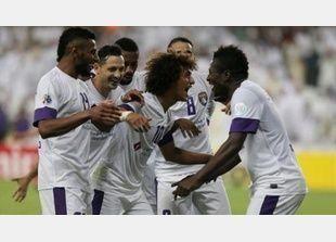 العين يقهر الأهلي بهدف وينال لقب كأس رئيس الإمارات لسادس مرة