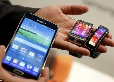 سامسونج تكشف النقاب عن هاتف جالكسي Galaxy S5