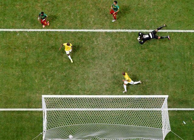 بالصور: كل أهداف كأس العالم في البرازيل حتى اليوم