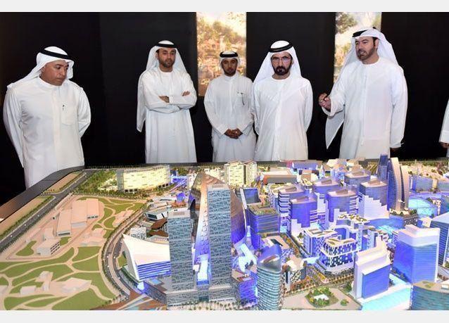 """دبي: إطلاق مشروع """"مول العالم"""" أكبر مركز تسوق من نوعه في العالم"""