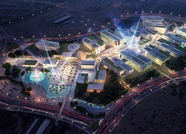 """دبي: مشروع """"سيليكون بارك"""" بتكلفة 1.1 مليار درهم"""