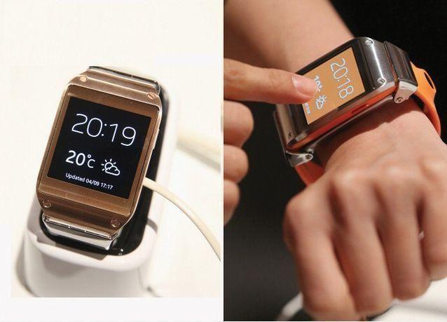 بالصور: ساعة ذكية تكشف عنها سامسونج مع باقة من المنتجات جديدة