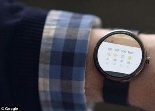 بالصور: ساعة غوغل الذكية
