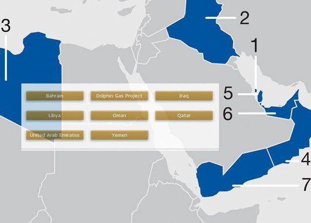 تأخر بيع أصول أوكسيدنتال في الشرق الأوسط بسبب خلافات مع قطر