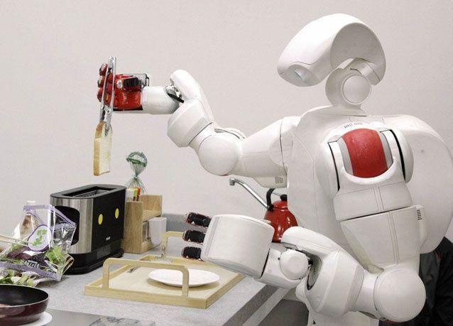 سباق للفوز بأفضل روبوت للمنزل عام 2014