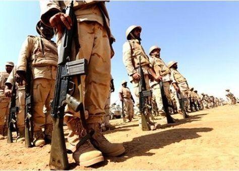 السعودية تحشد 30 ألف جندي على حدودها العراقية