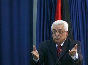 الرئيس الفلسطيني محمود عباس:  حضروا أنفسكم للكونفدرالية مع الأردن