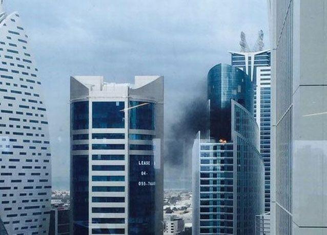 بالصور : الحرائق التي اندلعت في الإمارات خلال عام 2015