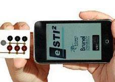 الهاتف المحمول لتشخيص الأمراض المنقولة جنسياً