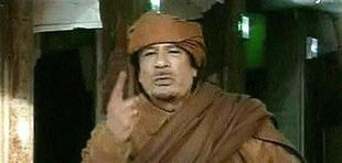 """القذافي """"يأمر قوات الأمن بتخريب منشآت النفط"""""""